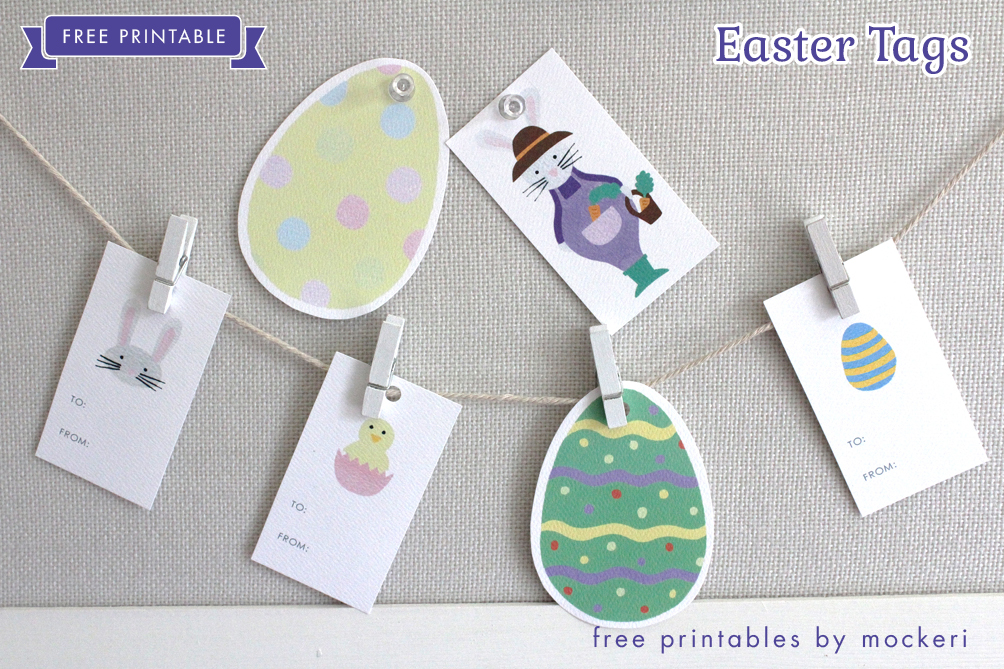 EasterTags