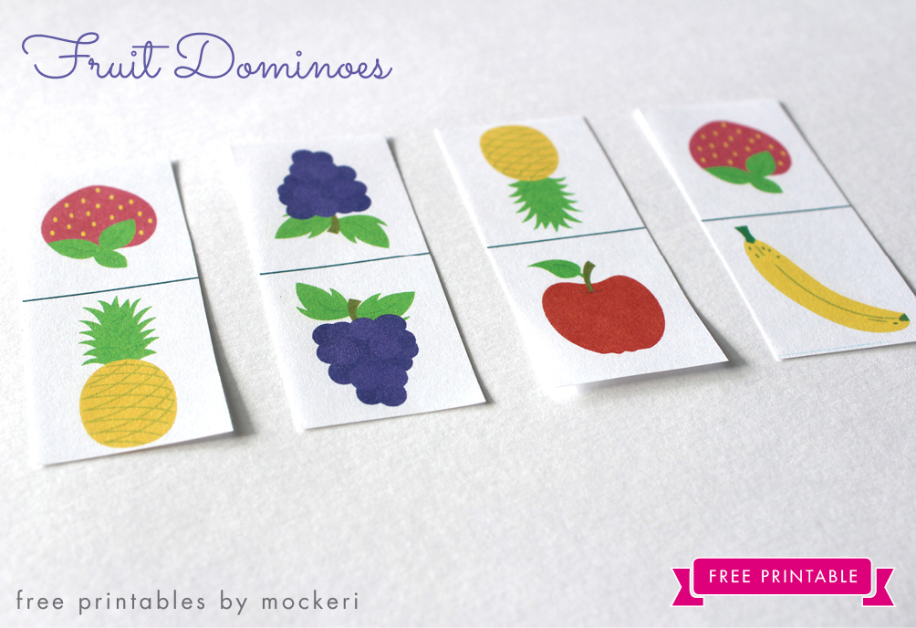 FruitDominoes
