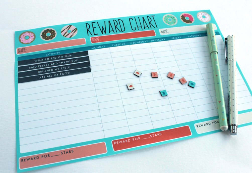 Free Printable Reward Chart And Certificate