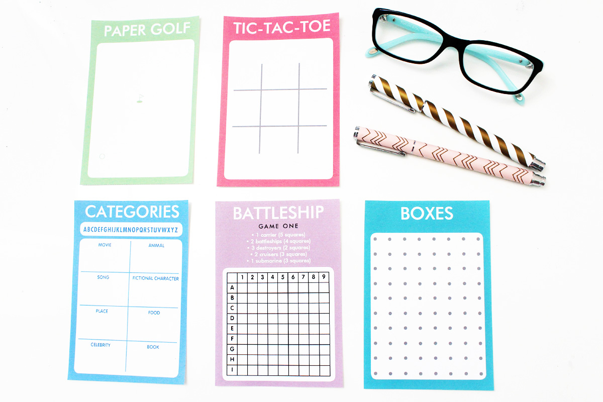 picture relating to Printable Paper Games for Adults referred to as Cost-free Mini Paper Online games