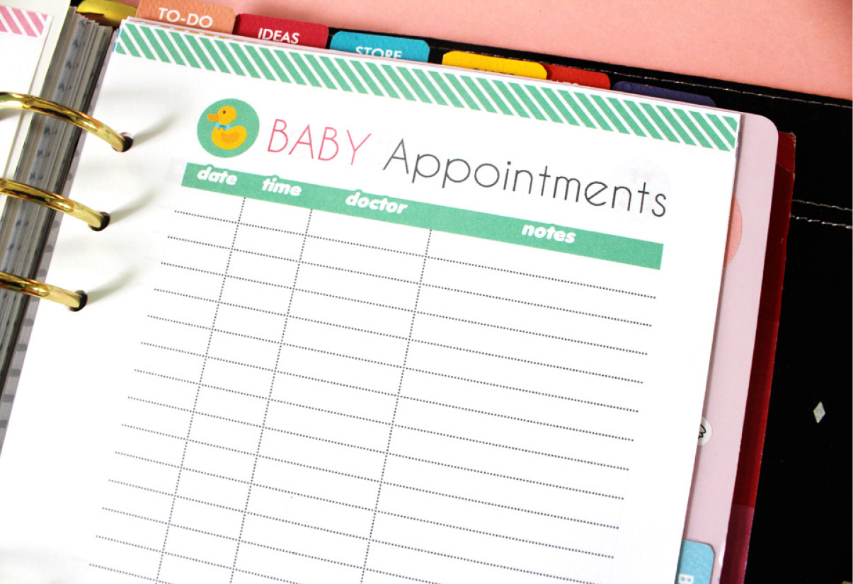how to become a baby planner