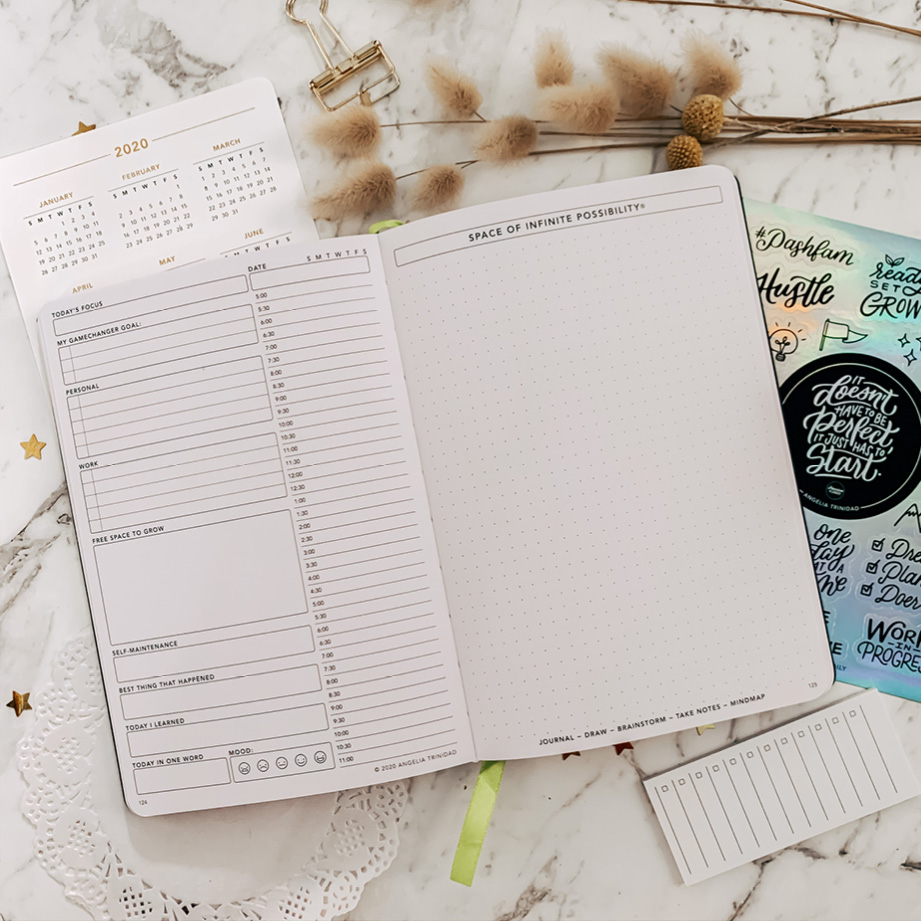 Daily Passion Planner Review