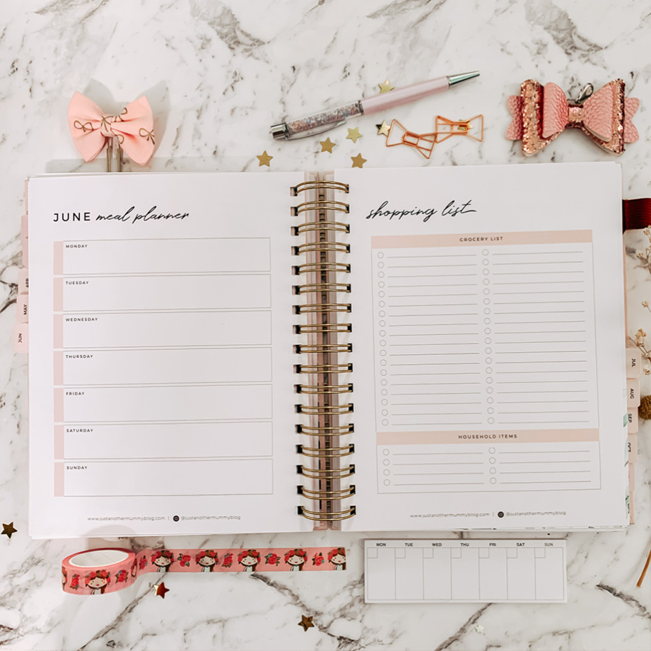 Steph Pase Planner Review